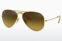 Occhiali da vista Ray-Ban AVIATOR LARGE METAL (RB3025 112/85) - Oro