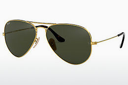 Occhiali da vista Ray-Ban AVIATOR LARGE METAL (RB3025 181) - Oro