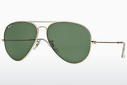 Occhiali da vista Ray-Ban AVIATOR LARGE METAL II (RB3026 L2846) - Oro