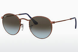 Occhiali da vista Ray-Ban ROUND METAL (RB3447 900396) - Marrone