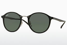 Occhiali da vista Ray-Ban Round Ii Light Ray (RB4242 601/71) - Nero