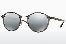 Occhiali da vista Ray-Ban Round Ii Light Ray (RB4242 620088) - Grigio