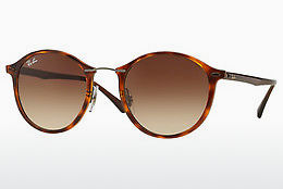 Occhiali da vista Ray-Ban Round Ii Light Ray (RB4242 620113) - Marrone, Avana