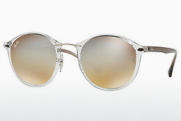 Occhiali da vista Ray-Ban Round Ii Light Ray (RB4242 6290B8) - Trasparente