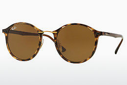 Occhiali da vista Ray-Ban Round Ii Light Ray (RB4242 710/73) - Marrone, Avana