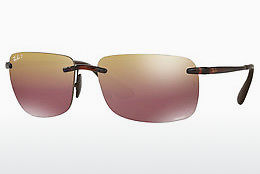 Occhiali da vista Ray-Ban RB4255 604/6B - Marrone