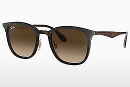 Occhiali da vista Ray-Ban RB4278 628313 - Marrone, Avana