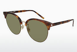 Occhiali da vista Saint Laurent SL 200/K SLIM 004 - Marrone, Avana