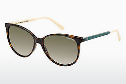 Occhiali da vista Tommy Hilfiger TH 1261/S 4LV/HA - Marrone, Avana