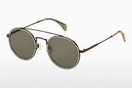 Occhiali da vista Tommy Hilfiger TH 1455/S 2X3/70 - Marrone