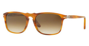 Persol PO3059S 960/51 BROWN GRADIENTSTRIPPED BROWN