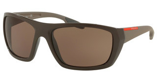 Prada Sport PS 06SS VY80D1 BROWNMATTE BROWN