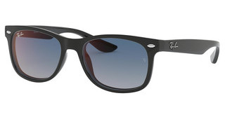 Ray-Ban Junior RJ9052S 100/X0 BLUE MIRROR REDBLACK
