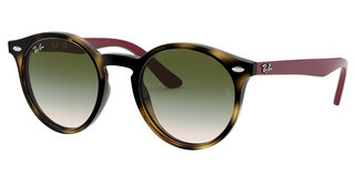 Ray-Ban Junior RJ9064S 70442C LIGHT BROWN GRADIENT GREENHAVANA