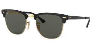 Ray-Ban RB3716 187/58 POLAR GREENGOLD TOP BLACK