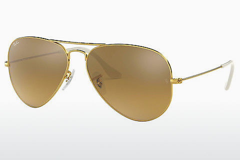 Occhiali da vista Ray-Ban AVIATOR LARGE METAL (RB3025 001/3K)