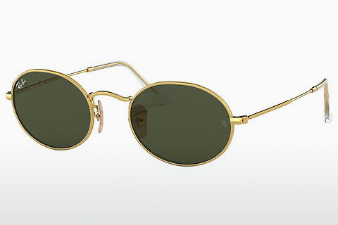 Occhiali da vista Ray-Ban Oval (RB3547 001/31)