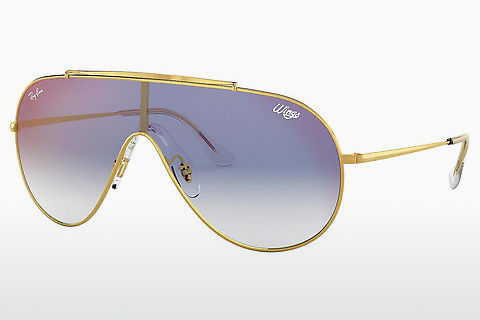 Occhiali da vista Ray-Ban Wings (RB3597 001/X0)