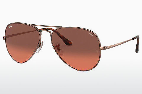 Occhiali da vista Ray-Ban Aviator Metal Ii (RB3689 9151AA)