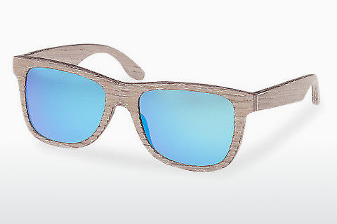 Occhiali da vista Wood Fellas Prinzregenten (10755 chalk oak/blue)
