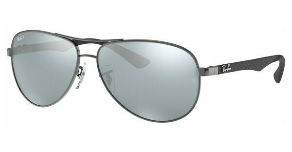 Occhiale da Sole Ray Ban Carbon Fibre RB 8313 (004/K6) f8iIO