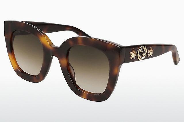91942ae66ba Acquista online occhiali da sole Gucci a prezzi concorrenziali